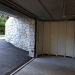 Porta a sezioni per garage