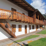 Ristrutturazione in località Alverà a Cortina