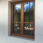 Finestre con vetri a bassa emissione