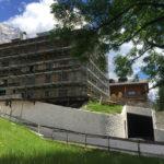 Costruzione nuovi edifici ex Ancillotto