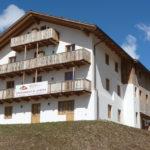Ristrutturazione antico edificio a Cortina